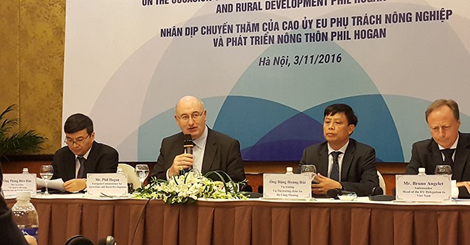 EU Firms Seek to Boost Farm Produce Exports to Vietnam