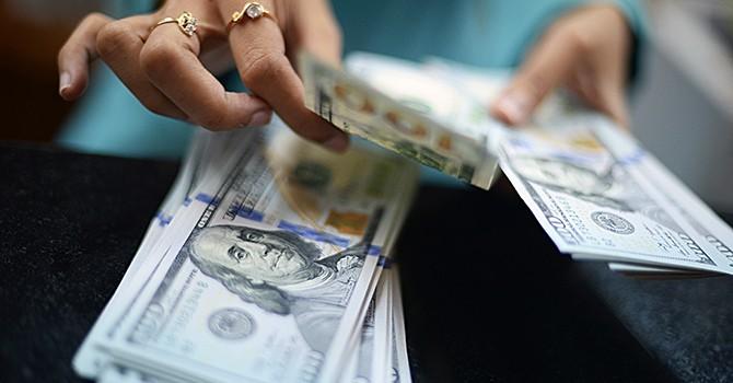 U.S. Dollar Strongest Against Vietnam Dong YTD
