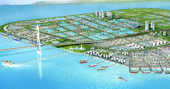 Foreign Consortium Gets Okay for $315 Million Port, IP Project in Quang Ninh