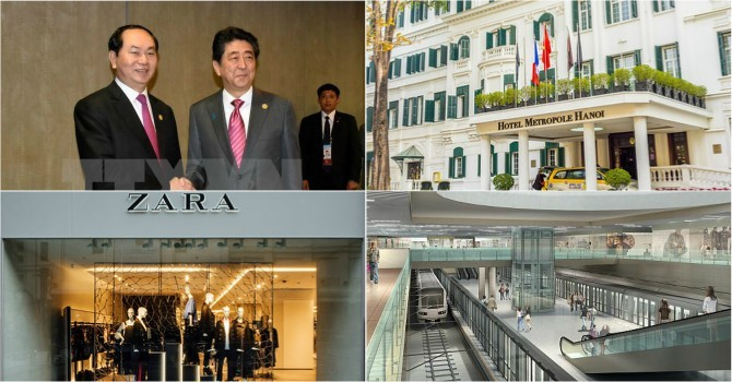 [Round-up]Japan Wants to Invest in Metro Line in HCM City, Hitachi May Produce Elevators in Vietnam