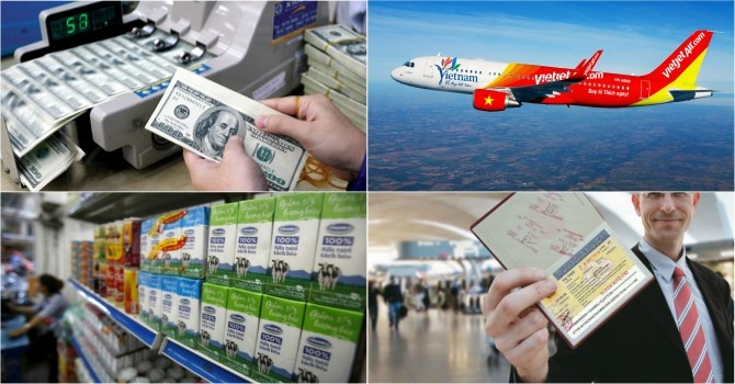 [Round-up] Vietnam Okays E-visa for Foreign Visitors, SCIC to Unload 9% Stake of Vinamilk on Dec. 2
