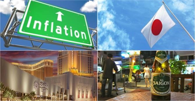 [Round-up] Japanese SMEs Eye Vietnam Investment, Inflation Picks up 0.48% m/m in Nov.