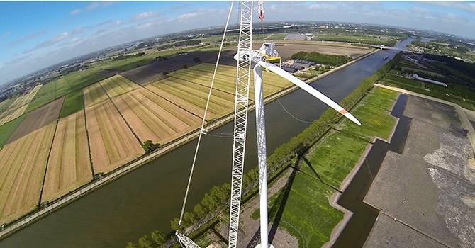 Tập đoàn Vestas Đan Mạch muốn đón đầu thị trường điện gió ở Việt Nam