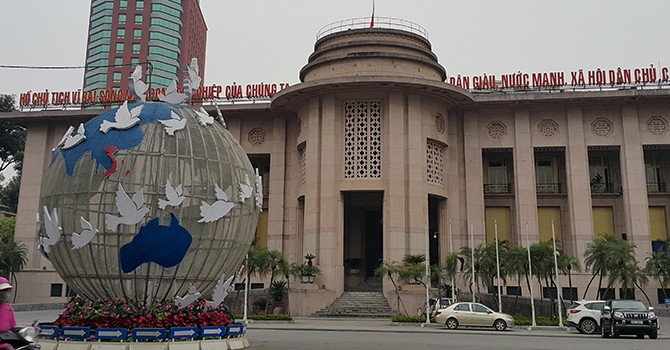 Strong Economic Growth Will Support Vietnam Banks' Stable Outlook: Moody's