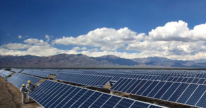 Another Chinese Solar Cell Maker Lands on Vietnam