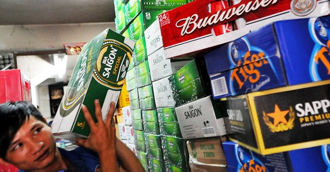 Vietnam's 2016 Beer Output Grows 9.3% to 3.8 Billion Liters
