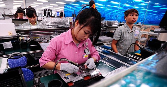 Samsung Wins License for $2.5-Billion Display Project in Bac Ninh