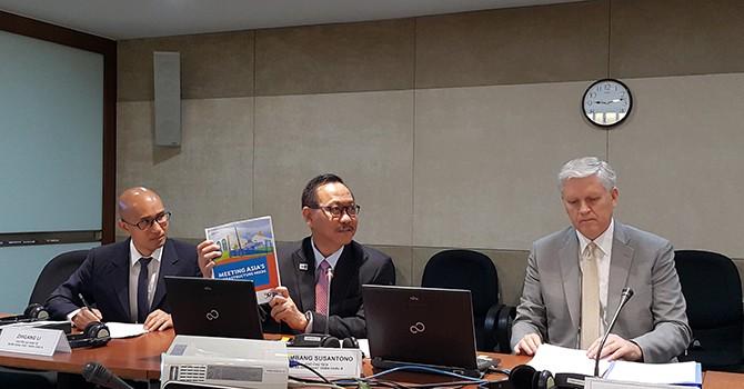 ADB có thể bắt tay với AIIB đồng tài trợ cho Việt Nam
