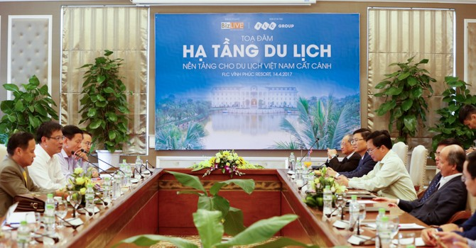 """""""Tư nhân Việt Nam thừa sức đầu tư hạ tầng du lịch nếu cơ chế hợp lí"""""""