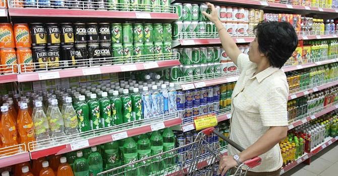 Nielsen: Đồ uống chiếm gần một nửa giỏ hàng Tết của người Việt