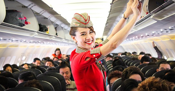 Vietnam's Bikini-clad Airline Gets Nod to Lift Foreign Ownership Cap
