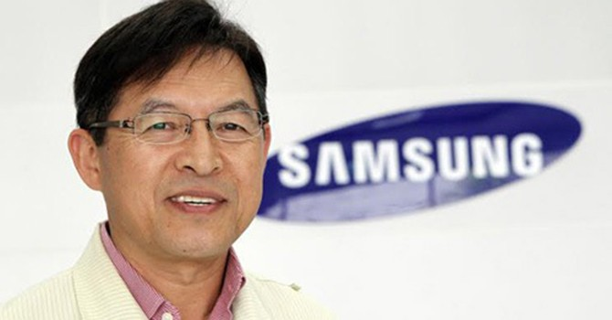 Shim Won Hwan Re-appointed CEO of Samsung Vietnam