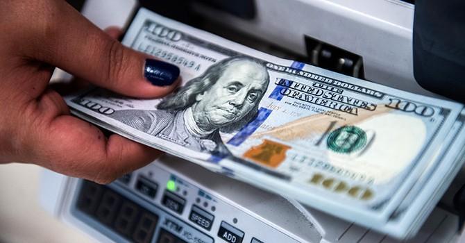 Giá đồng USD phục hồi sau số liệu kinh tế kém sắc
