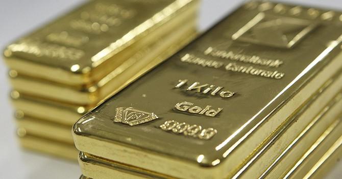Giá vàng lên đỉnh gần 3 tuần