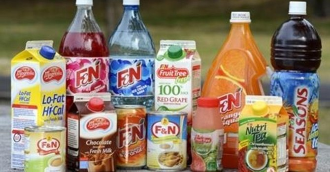 F&N Gains $880 Million from Investment in Vinamilk