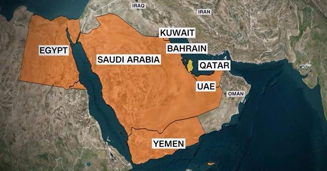 Họa vô đơn chí, Qatar bị Fitch hạ tín nhiệm