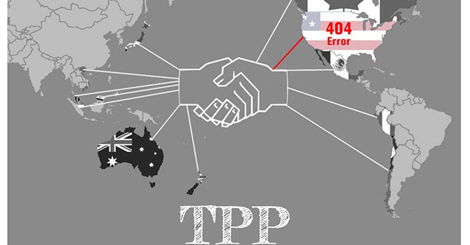 [Round-up] Vietnam Joins Efforts to Revive TPP, British Firms Want to Join Tan Son Nhat Expansion Project