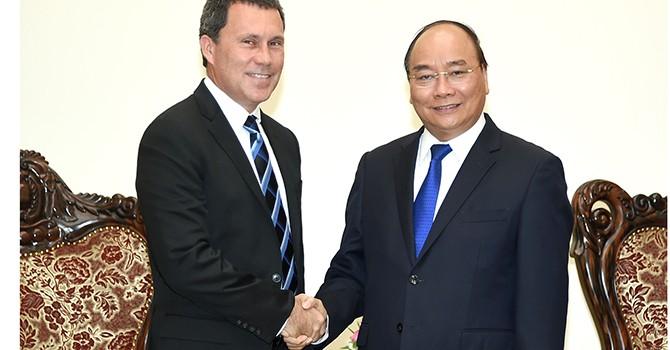 ExxonMobil sẽ khởi động dự án khí lớn nhất Việt Nam vào tháng 11