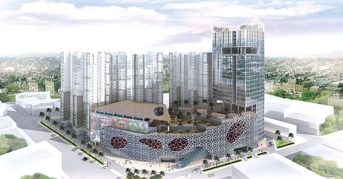 VinaCapital again Exits Real Estate Project in HCM City