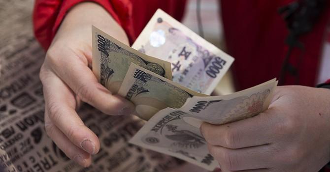 Fed chuẩn bị hành động, đồng USD lên đỉnh 8 tuần so với yen Nhật