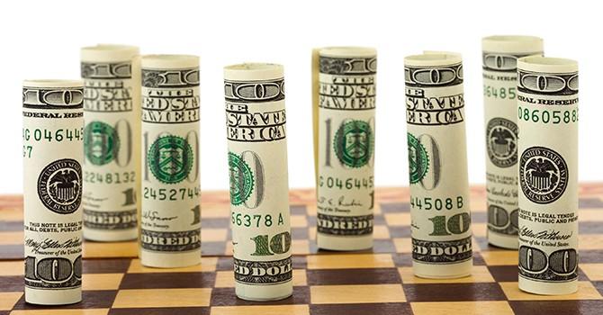 Đồng USD giảm giá do căng thẳng Triều Tiên dậy sóng