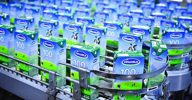 Swiss Bank UBS AG Chosen to Advise Vietnam on Vinamilk Sale