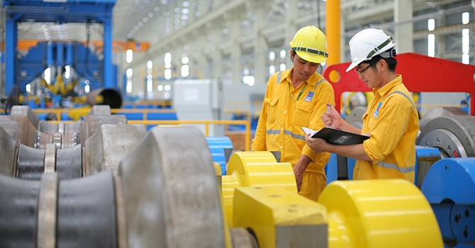 Vietnam's Manufacturing Activity Rises to 53.3 in September, Topping ASEAN