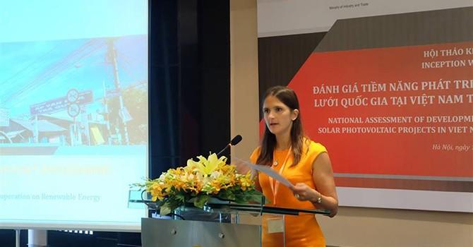 GIZ: Đức có bài học, cả thành lẫn bại, để Việt Nam phát triển năng lượng mặt trời
