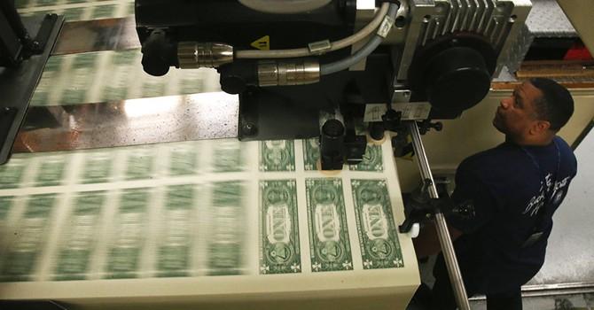 Biên bản của Fed kéo đồng USD giảm giá 4 phiên liên tục