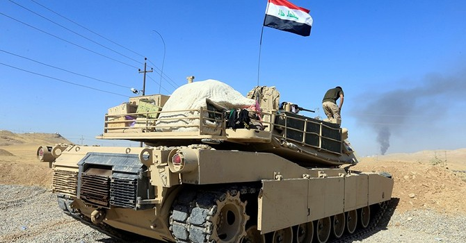 Giá dầu trụ đỉnh 3 tuần nhờ căng thẳng ở Iraq
