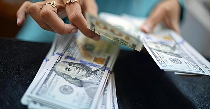 Đồng USD tăng giá 1,6% trong tháng 10, bảng Anh leo dốc nhờ đàm phán Brexit