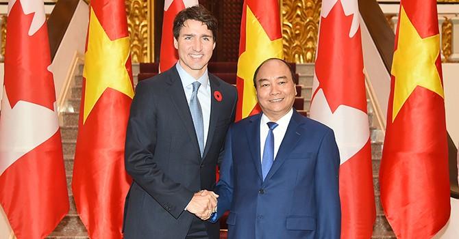 [Round-up] Vietnam, Canada Establish Comprehensive Partnership, RoK to Provide $1.5 Billion in ODA