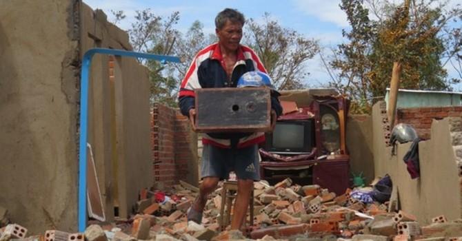 Sau Nga, Hoa Kỳ công bố hỗ trợ Việt Nam hơn 1 triệu USD khắc phục hậu quả thiên tai