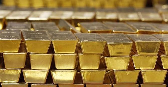 Giá vàng tăng khi giá đồng USD lùi về đáy 3 tuần