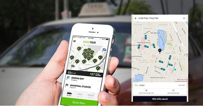 Car-hailing App Grab Reports Deeper Losses in Vietnam