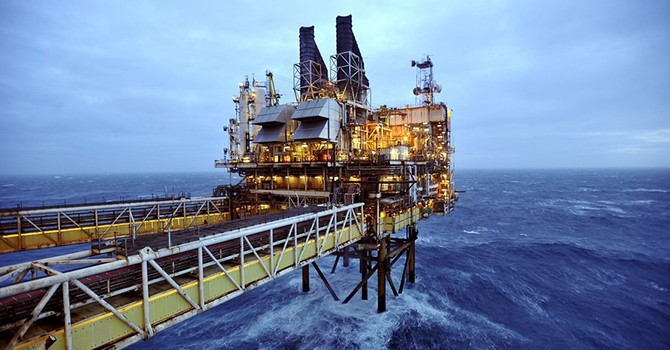 Giá dầu lên đỉnh 2 năm rưỡi