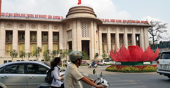 Vietnam's Credit Growth Slows to 17% This Year