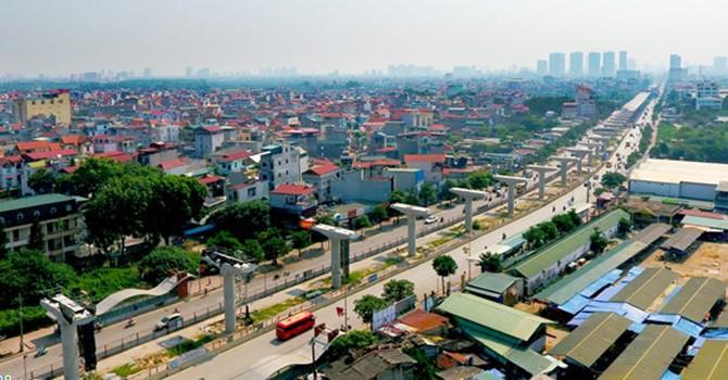 Ngân hàng Đầu tư châu Âu sẽ thị sát dự án đường sắt đô thị Hà Nội