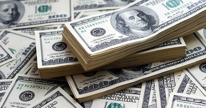 Đồng USD quay đầu giảm, đồng bảng Anh cán mốc kỷ lục