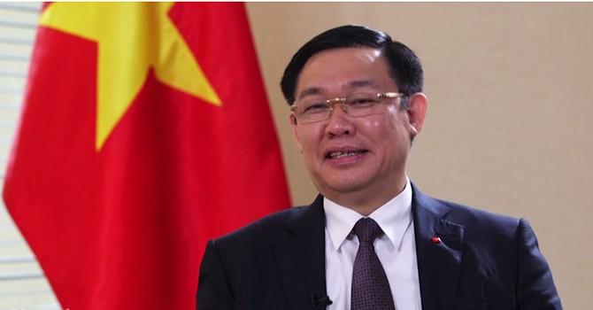 Phó thủ tướng Vương Đình Huệ: Tăng trưởng GDP năm 2018 có thể vượt mục tiêu 6,7%