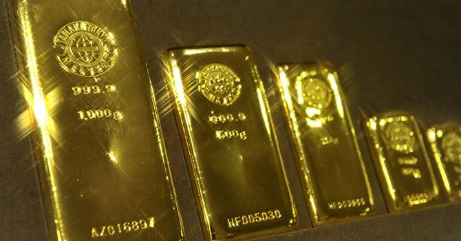 Giá vàng tiếp tục giảm khi đồng USD hồi phục
