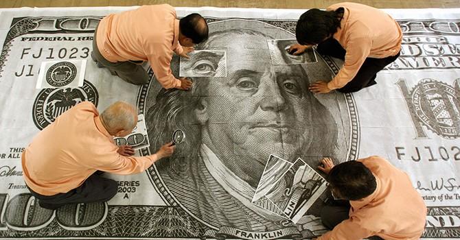 Đồng USD giảm giá do lo ngại chiến tranh thương mại