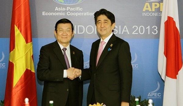 """Nhật Bản hỗ trợ """"Chiến lược công nghiệp hóa"""" của Việt Nam"""