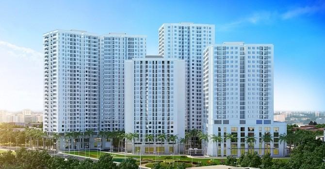 New Horizon City 87 Lĩnh Nam: Căn hộ gần Hồ Gươm giá chỉ từ 1,5 tỷ đồng