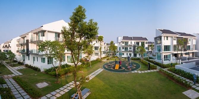 Biệt thự Hà Nội tăng giá khoảng 10%