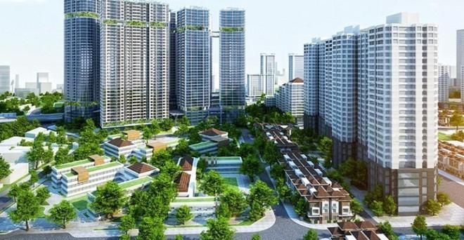 Thêm 327 triệu USD đổ vào dự án bất động sản