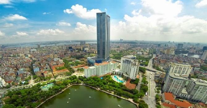 Khách thuê văn phòng đang có xu hướng trở lại khu vực trung tâm Hà Nội