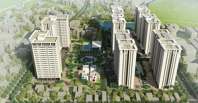 Hà Nội sắp đón thêm gần 2.000 căn hộ nhà ở xã hội