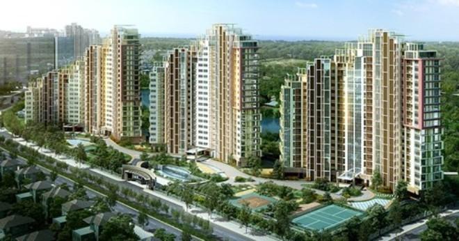 Giá căn hộ Hà Nội tăng 6 lần trong 20 năm qua