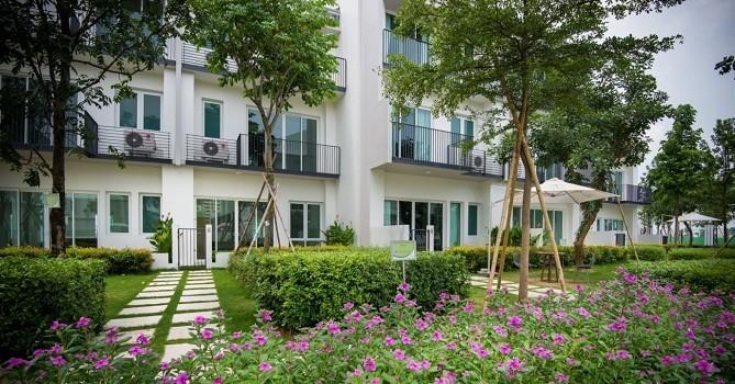 Mở bán biệt thự khu ParkCity Hanoi giá từ 33 triệu đồng
